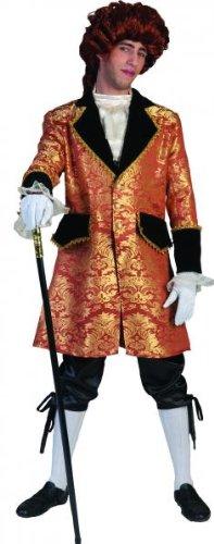 Costume del 600 travestimento casanova barocco