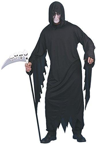 Erwachsene Screamer Halloween Scream Maskenkostüm Größe L Passt Brustumfang 42