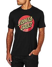 Santa Cruz T-shirts - Santa Cruz Classic Dot T-Shirt - White