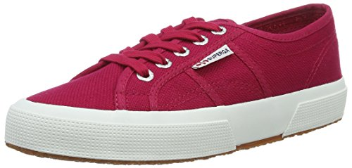 Superga Unisex-Erwachsene 2750 Cotu Classic Low-Top, Rot (red-Cerise), 38 EU -