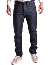 Ralph Lauren Men's MCBI251007O Blue Cotton Jeans