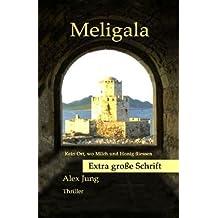 Meligala - Extra große Schrift