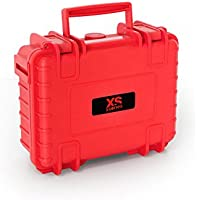XSories - BLACK BOX Malette/Valise de transport Rigide & Etanche (IP 67) – Rouge