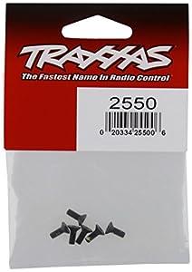 """Traxxas 2550""""avellanado Máquina Tornillo Modelo Coche Partes, 3x 6mm"""