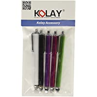 Kolay High Capacitive Aluminium Stylus Pen for LG Nexus 5 (Pack of 5) preiswert