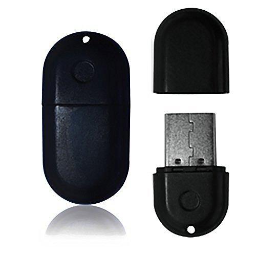 XINGDONGCHI Neu Ersatz Bluetooth USB Kabellos Sync Dongle Kompatibel mit Fitbit Flex / Kraft / One / Lade- / Surge / Lade HR Aktivit trackers