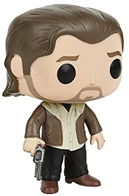 The Walking Dead Funko Pop! - Season 5 Rick Grimes 306 Figurine de collection