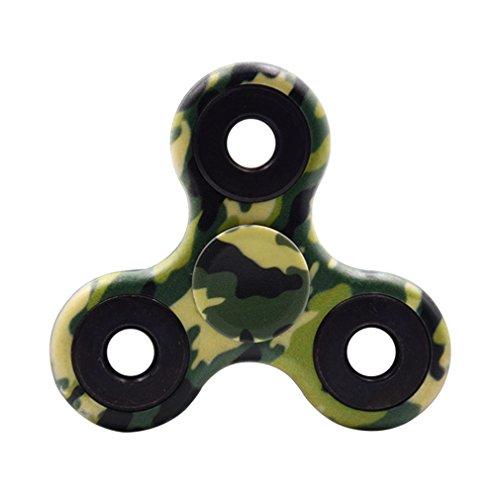 Preisvergleich Produktbild HENGSONG Fidget Toys Hand Tri Spinner Finger Spielzeug für Kinder und Erwachsene Spielzeug Geschenkeachsene Spielzeug Geschenke (#2)