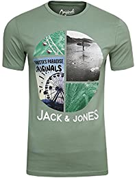 Jack & Jones Originals T-Shirt Kurzarmshirt Print Shirt