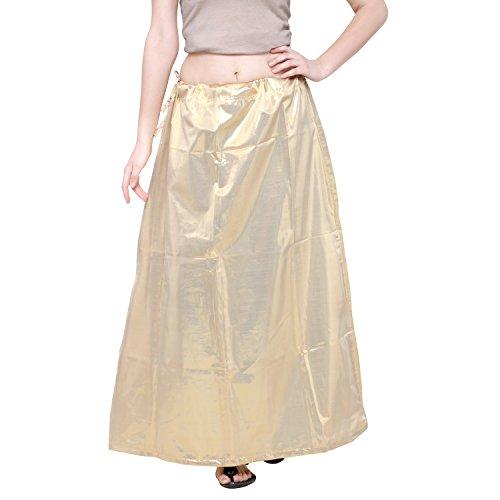 Ziya Beige Shimmer Petticoat