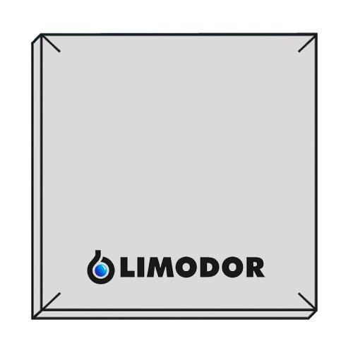 5x Original - Filter - Filtereinsatz LIMODOR F/M - Badlüfter - Limot Compact 238x238mm - Ersatzfilter Art.-Nr.: 00070