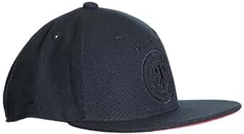 Adidas DFB ANTHEM CAP BLACK/RUNWHT/ROT