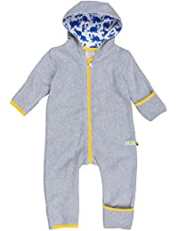 loud + proud Unisex Baby Schneeanzug Overall Fleece