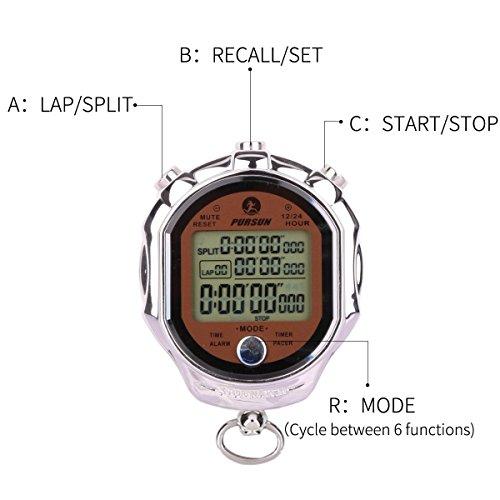 Zoom IMG-3 laopao melt cronometro display digitale