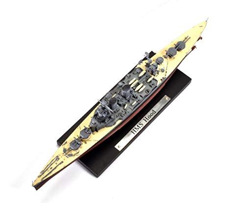 Atlas HMS Hood 1:1250 Modellschiff Die-Cast Metall gebraucht kaufen  Wird an jeden Ort in Deutschland
