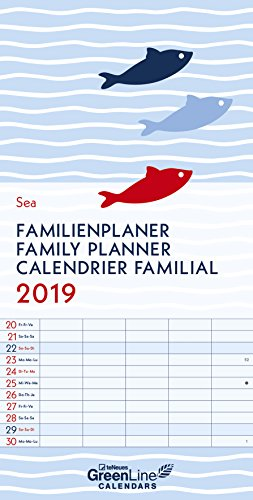 Sea 2019 GreenLine Familienplaner