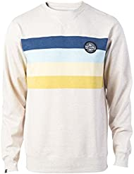 Rip Curl Herren From the Sea Crew Sweatshirt