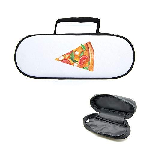 Mygoodprice Pizza Bag for Pétanque Balls