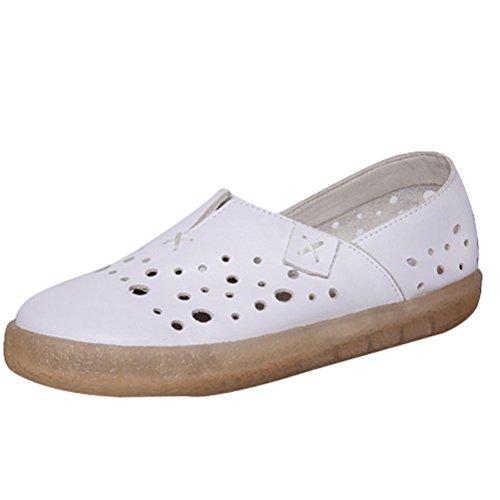MatchLife, Ballerine donna Style2-Weiß