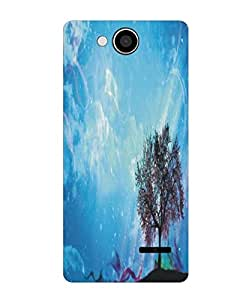 Techno Gadgets back Cover for Micromax Canvas Juice 4 - Q382