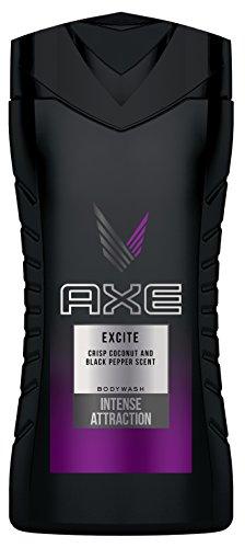 Axe Duschgel Excite 250 ml, 6er Pack (6 x 250 ml) (Gel Duschgel Axe)