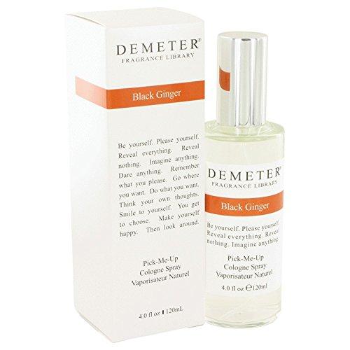Demeter by Demeter Black Ginger Cologne Spray (formerly Kahala Black Ginger) 4 oz / 120 ml (Women) -