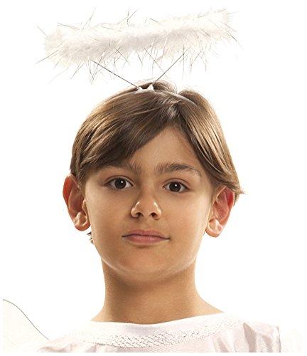 Wicked Kostüm Angel - viving Kostüme viving costumes201811Angel Krone (One Size)