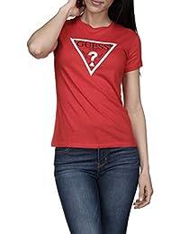 f3ba663e5f39 Amazon.co.uk: Guess - Tops, T-Shirts & Blouses / Women: Clothing