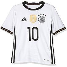Nationalmannschaften Adidas DFB Herren Trikot L07726 Podolski 10 Fussballshirt Fußball-Trikots