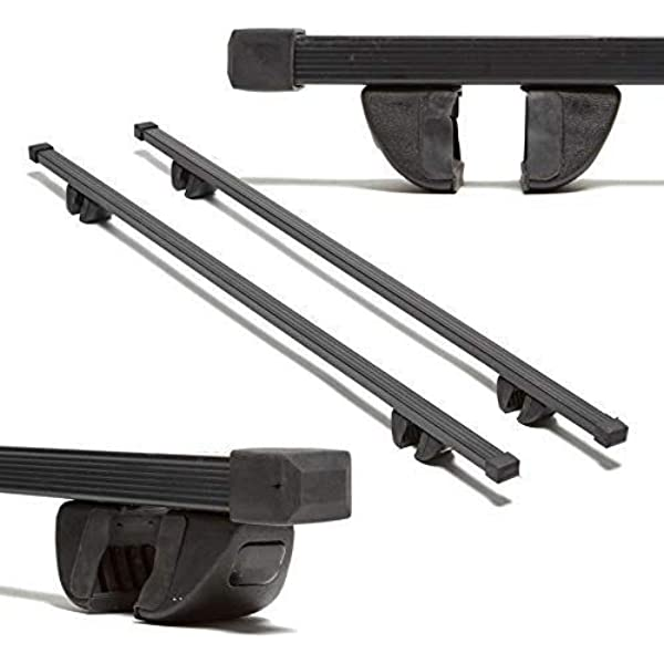UKB4C Aluminium Roof Rack Cross Bars fits Hyundai IX35 2010-2015
