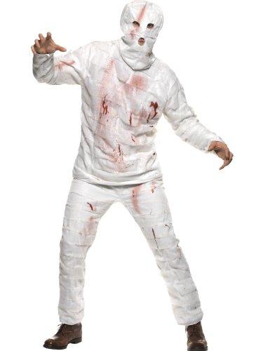 (Smiffys Mumien-Kostüm Erwachsene Halloween)
