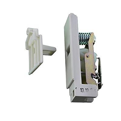 Europart Non-Original Ariston/Creda/Hotpoint/Indesit CTD00-40-80/IS70C/TCR2 Series Door Catch and Door Latch Kit