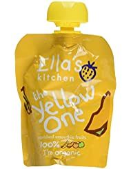Ella's Kitchen Organic Fruit Smoothie the Yellow One, 5 x 90g