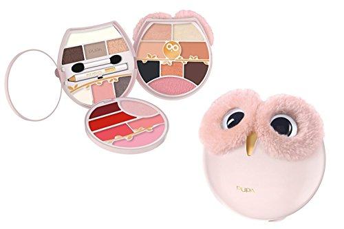 Puppe Owl4Pink-Puppe (Kosmetik Pupa)
