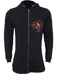 Spiral - Sweat-shirt à capuche - Homme noir noir