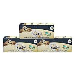 Goldmännchen Tee Kamille, 25 Teebeutel, 3er Pack (3 x 35 g)