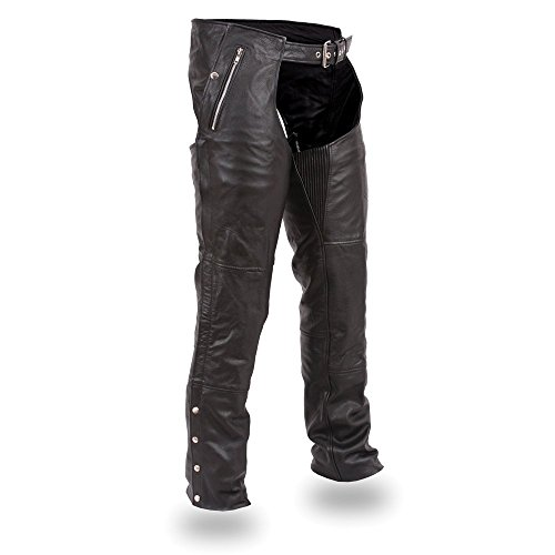 First Manufacturing FMM840BSF-L powersports-protective-chaps