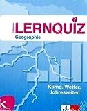 Lernquiz Geographie (Kartenspiel), Klima, Wetter, Jahreszeiten