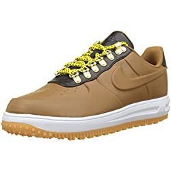 Nike Zapatillas Lunar Force 1 Low Marron 42 Marrã³n