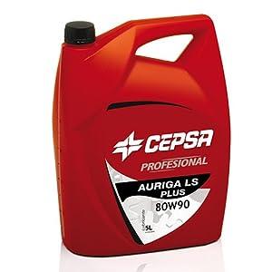 CEPSA 647193072 Aurige LS 80W90 Plus Huile Minérale pour Machines Agricoles, 5 L pas cher
