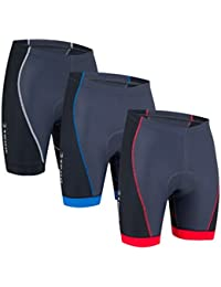 Tenn Mens Viper 8 Panel Padded 2.0 Cycling Shorts