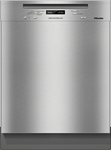 Miele G6730 SCU Unterbaugeschirrspüler / A+++ / 213 kWh / 14 MGD / edelstahl Cleansteel / QuickPowerWash / Alles restlos trocken AutoOpen-Trocknung (Küche Jubilee)