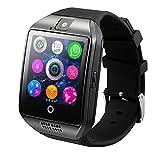 JDTECK Leagoo M9 Pro Watch Connected, Smartwatch TF (Micro SD), Bluetooth-Sender, Touch Smart, Fitness und Wasserdicht Kompatibel mit Ihrem  Leagoo M9 Pro