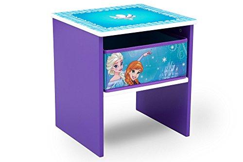 Nachttisch AUSWAHL Frozen - Die Eiskönigin Kommode Kinderkommode Kindertisch Kindernachttisch (Frozen - Die Eiskönigin)
