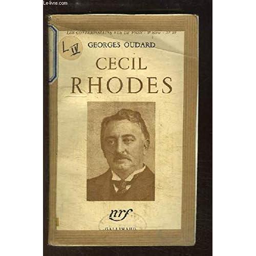 Cécil Rhodes