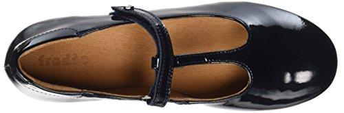 FRODDO Froddo Ballerina Shoe G3140055-2, Ballerines fille Blau (Blue)