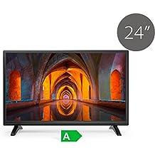 "TV Led HD 24"" pulgadas TDSystem K24DLM5HA (Resolución 1366 * 768 /VGA 1/HDMI 1/Eur 1/ USB Grabador reproductor) television led HD"