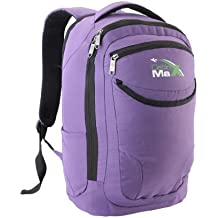 Cabin Max DayPack / student rucksack with padded laptop, netbook, ipad, tablet, pocket