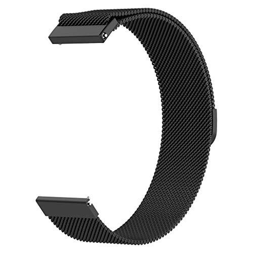 B Baosity Bracciale Cinturino di Ricambio in Maglia Milanese per Samsung...