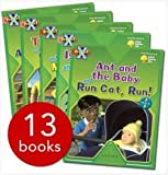 Project X Reading Collection - 12 Books and Parents Guide (Oxford Reading Tree)